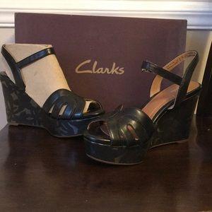 Clark's wedges